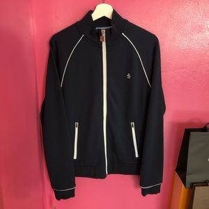 Original Penguin Track Jacket size M